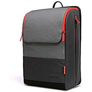 Подростковый рюкзак HTML модель U7 SPLIT цвет Black/Dark Grey-Orange