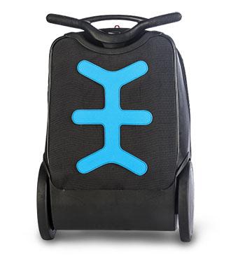 Рюкзак на колесах Nikidom Испания Кул Блю арт. 9017 (19 литров), - фото 7