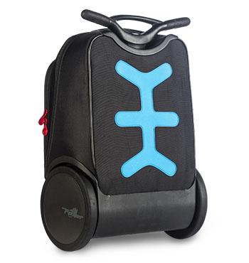 Рюкзак на колесах Nikidom Испания Кул Блю арт. 9017 (19 литров), - фото 8
