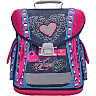 Ранец Belmil 404-5 LOVE + мешок