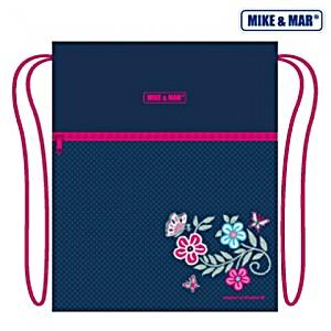 Мешок для обуви Mike&Mar Майк Мар Цветы