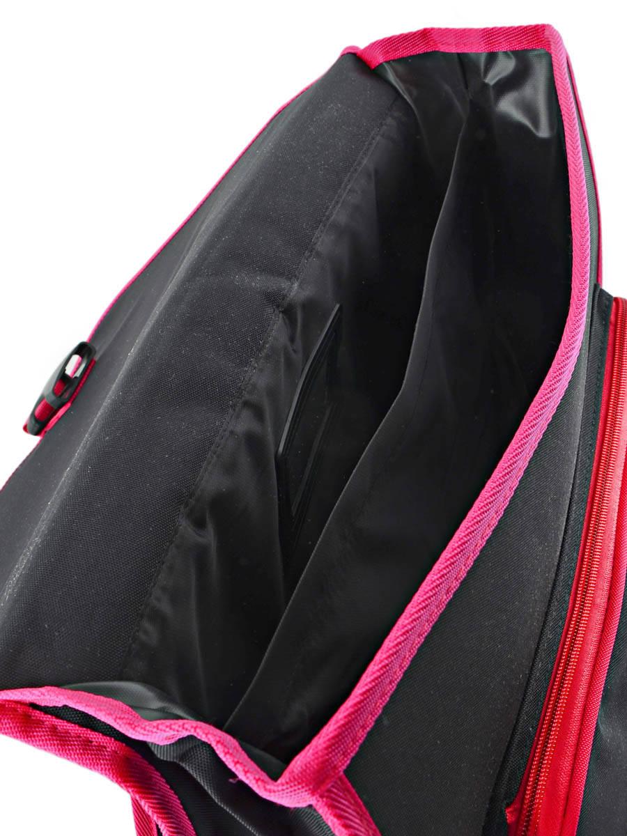 Портфель для музыкальной школы для девочки Розовое Пианино, - фото 3