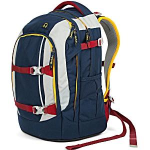 Satch Pack рюкзак для школьника цвет Flash Hopper