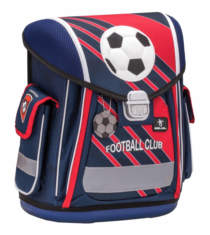 Ранец Belmil Футбольный Клуб 404 5 Football Club Red + мешок, - фото 3