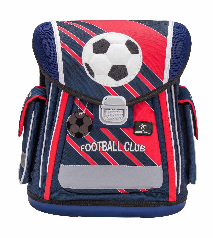 Ранец Belmil Футбольный Клуб 404 5 Football Club Red + мешок, - фото 4