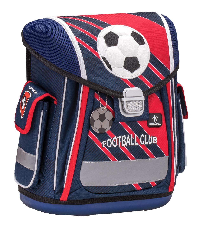 Ранец Belmil Футбольный Клуб 404 5 Football Club Red + мешок, - фото 1