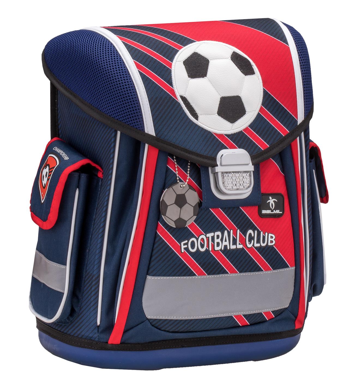 Ранец Belmil Футбольный Клуб 404 5 Football Club Red + мешок, - фото 2