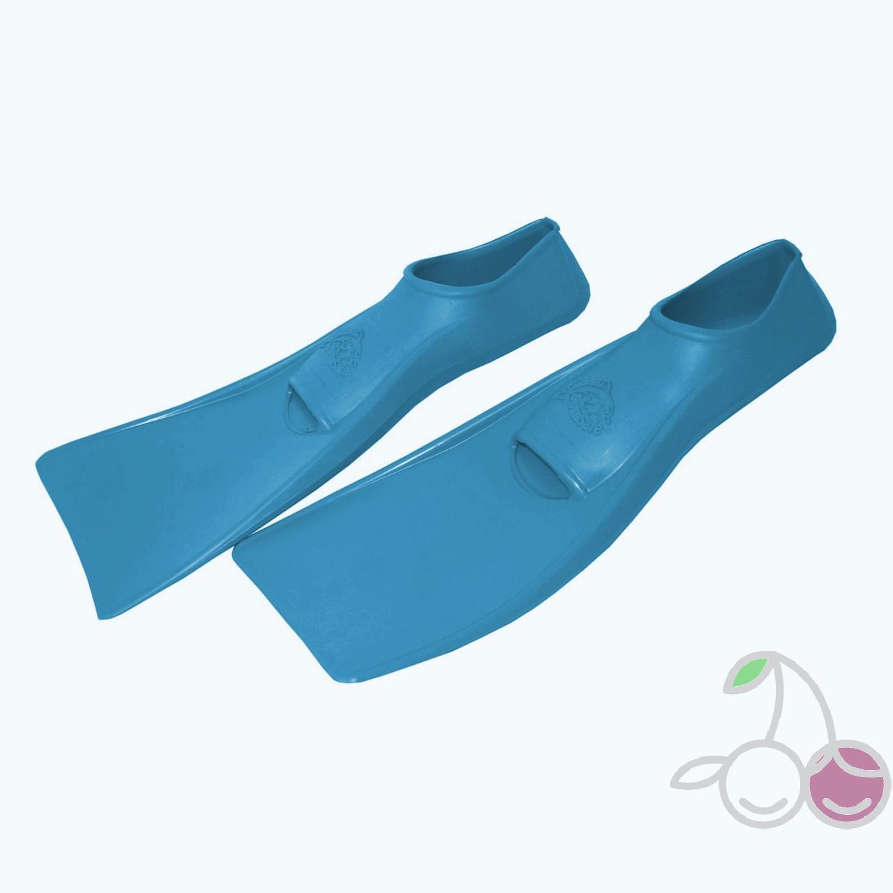 Ласты для бассейна резиновые детские размеры 29-30 синие ПРОПЕРКЭРРИ (ProperCarry), - фото 2