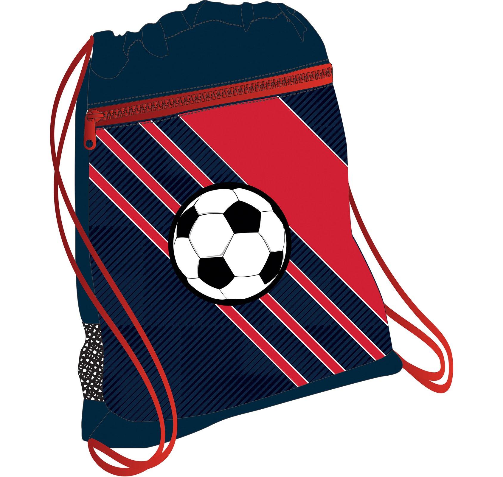 Ранец Belmil Футбольный Клуб 404 5 Football Club Red + мешок, - фото 7